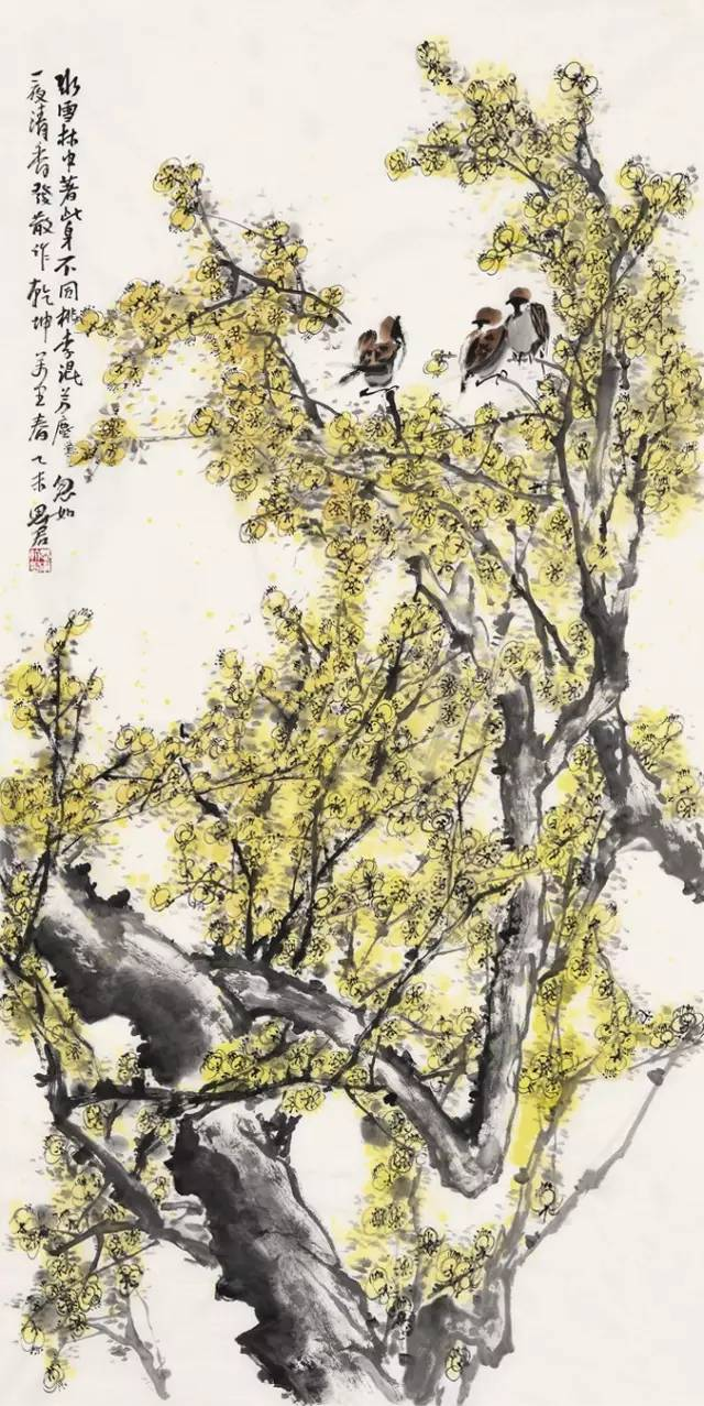 《已知故乡事》被陕西博物馆收藏,作品十次在北京中国美术馆展出 ,100图片